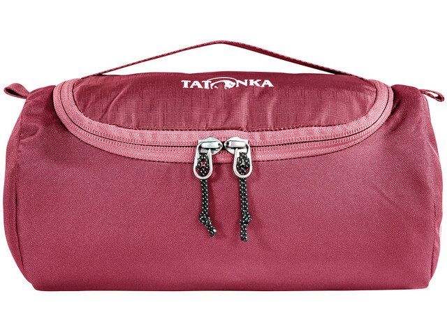 Tatonka Care Barrel Trousse de toilette, bordeaux red